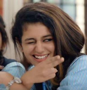 After her infectious Wink, Priya Prakash Varrier shoots Roshan with a kiss in Oru Adaar Love teaser