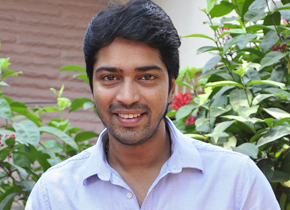 Allari Naresh starts 2nd schedule of his next with Bheemineni Srinivasa Rao