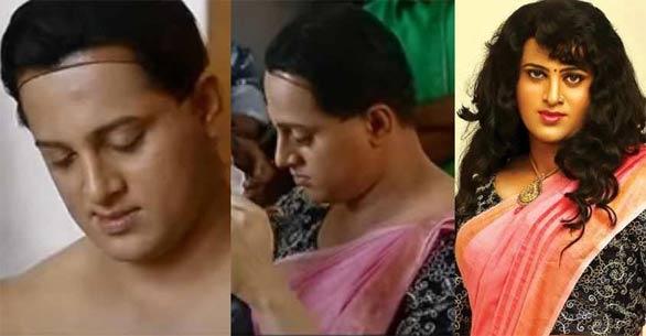 Bhaagamathie-hero-Unni-Mukundan-turns-transgender-Karishma