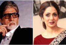 Did Bollywood Megastar Amitabh Bachchan predict Sridevi's Death?