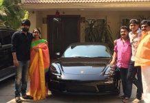 Naga Shaurya gets Porsche Car as gift on scoring hit