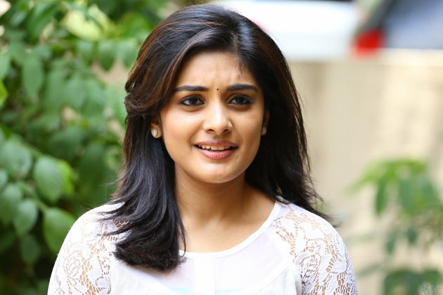 Nivetha Thomas support to Nani She covers up the absence of Awe heroines