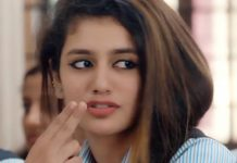 Priya Prakash Varrier, internet's latest crush, now creates a new record!