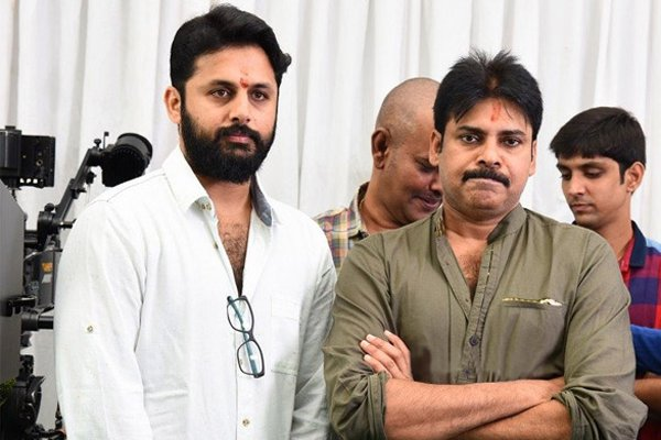 Image result for pawan kalayan and nithin