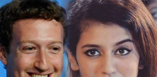 Priya Prakash Varrier aka winking girl beats Facebook Founder Mark Zuckerberg