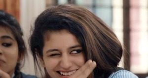 Priya Prakash Varrier aka winking girl charges bomb for Insta Post