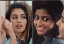 Priya Prakash Varrier's viral wink scene copied from Malayalam film Kidu