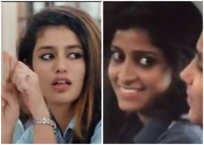 Priya Prakash Varrier's viral wink scene copied from Malayalam film Kidu