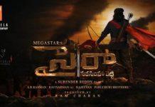 Sensational Intro Scene for Sye Raa Narasimha Reddy: Chiranjeevi to chop 100 Baddies