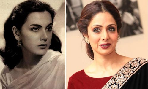 Shocking-Sridevi-and--Heer-Raanjha-fame-Priya-Rajvansh-have-uncanny-similarities
