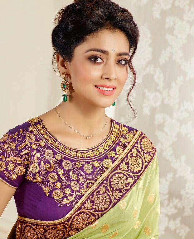 Shriya Saran to play female lead opposite Venkatesh in Teja's film