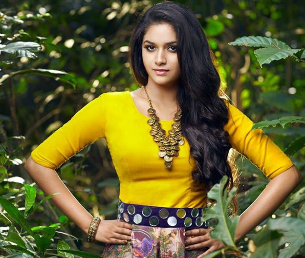 Keerthy Suresh's strange habit turns headache for film makers