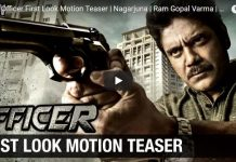 RGV's Officer First Look Motion Teaser