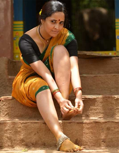 Anasuya Bharadwaj's meatier role as Rangamma in Rangasthalam