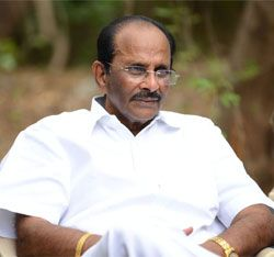 Baahubali writer Vijayendra Prasad for KCR Biopic