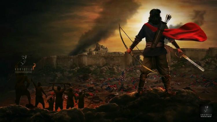 Chiranjeevi's Sye Raa to be shot and released in China?