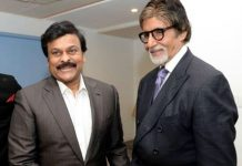 Chiranjeevi gave his Rolls Royce to Amitabh Bachchan