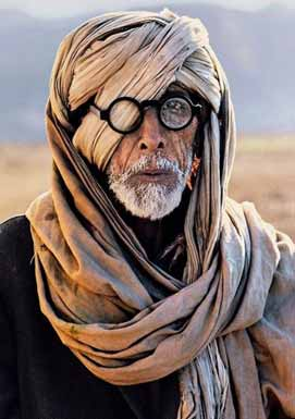 Fake News! Indian media claims Afghan refugee's photo is Megastar's look for his film