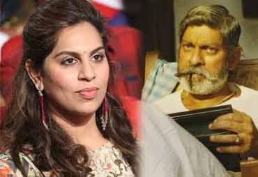 Jagapathi Babu scared Ram Charan's wife Upasana with a Fiery Stare