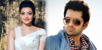 Kajal Aggarwal to romance with Ram Pothineni in Garuda Vega director Praveen Sattaru?