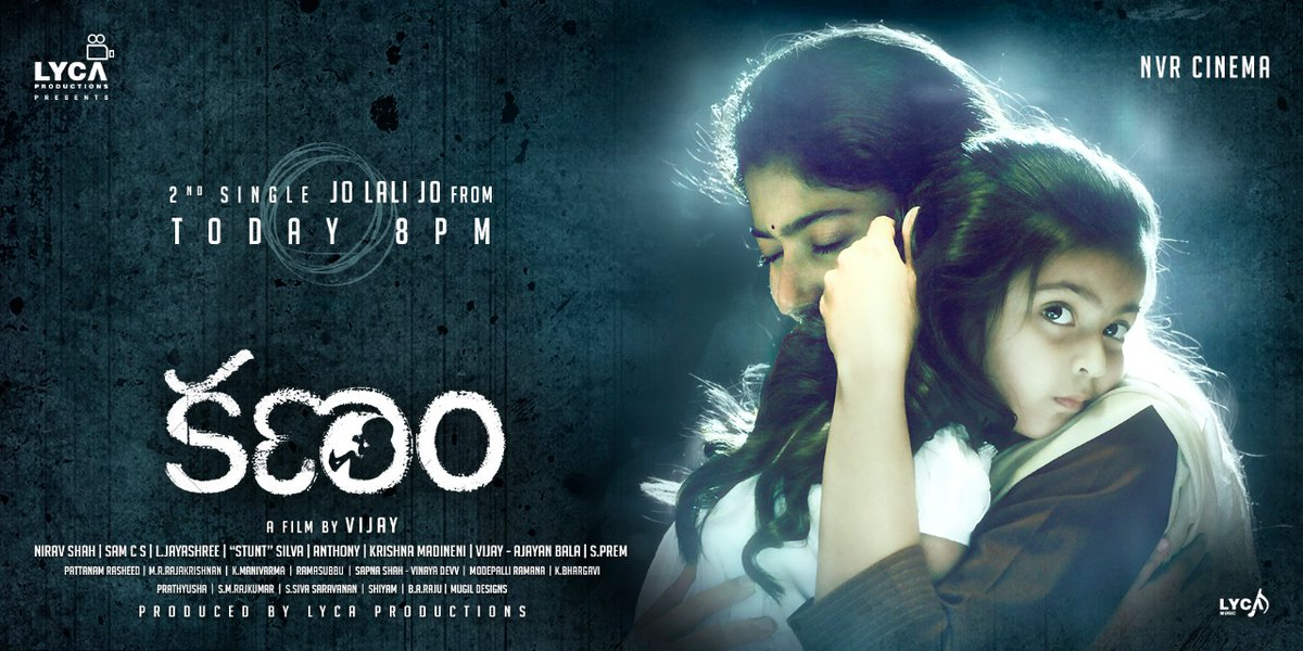 Sai Pallavi fans waiting for 8 PM today
