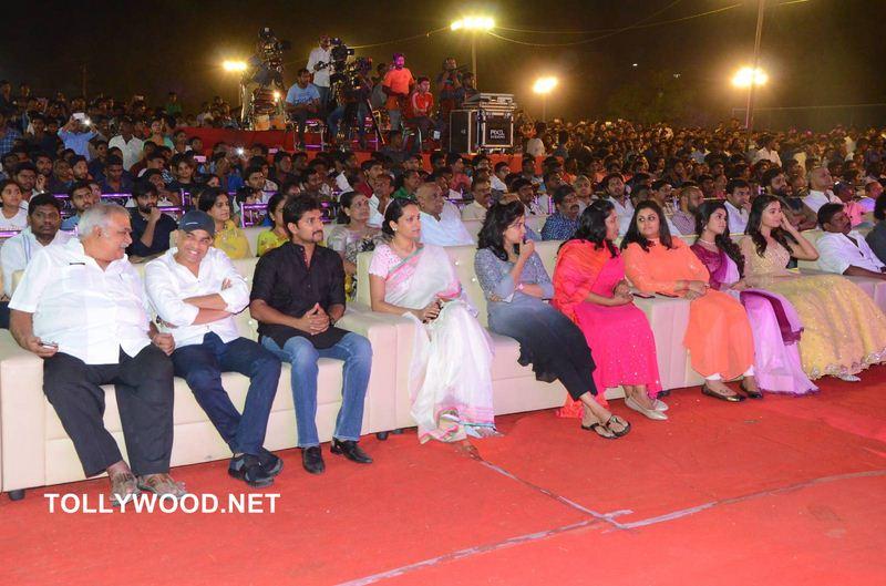 Krishnarjuna Yuddham Pre Release Event Photos