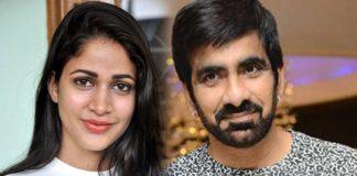 Lavanya Tripathi to romance Ravi Teja in Santhosh Srinivas's film