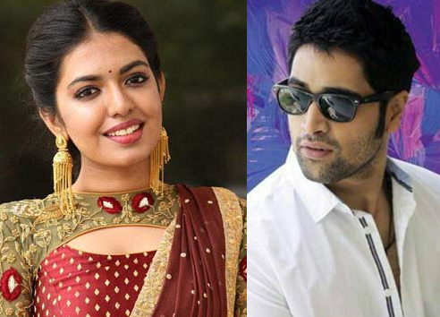 Lizzy in Adivi Sesh and Shivani starrer 2 States remake