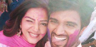 Mehreen Pirzada to romance Vijay Deverakonda in Anand Shankar's film?