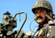 Mohanlal making his comeback in Tollywood with war drama