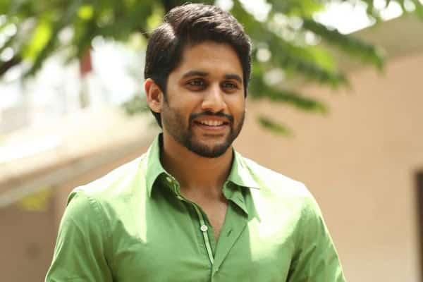 Naga Chaitanya's Sailaja Reddy Alludu's first look in May