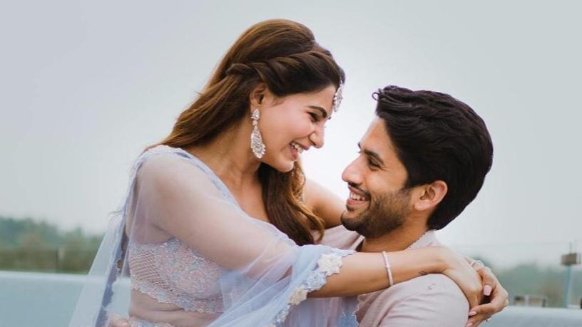 Chaitanya-Samantha film announced