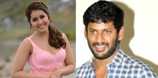 Raashi Khanna to play love interest of Vishal in Temper Remake