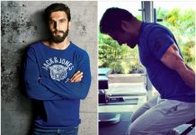 Ranveer Singh's special comment on Jr NTR's latest workout pic