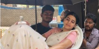 Samantha Akkineni's photo on the sets of Mahanati is priceless