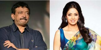 Sridevi's biggest fan Ram Gopal Varma to direct a biopic on her