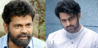 Sukumar's desire to work with Baahubali Prabhas