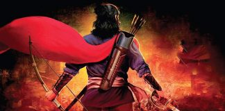 Sye Raa Narasimha Reddy: Nasser as Chiranjeevi's God Father