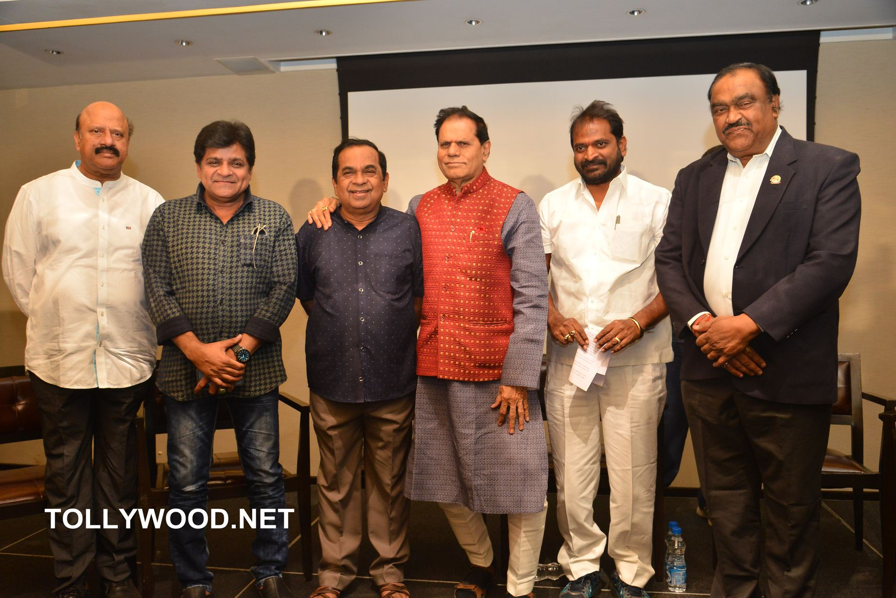 TSR Press Meet Photos