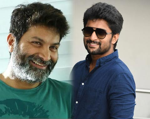 Trivikram Srinivas and Nani  to join hands for a project