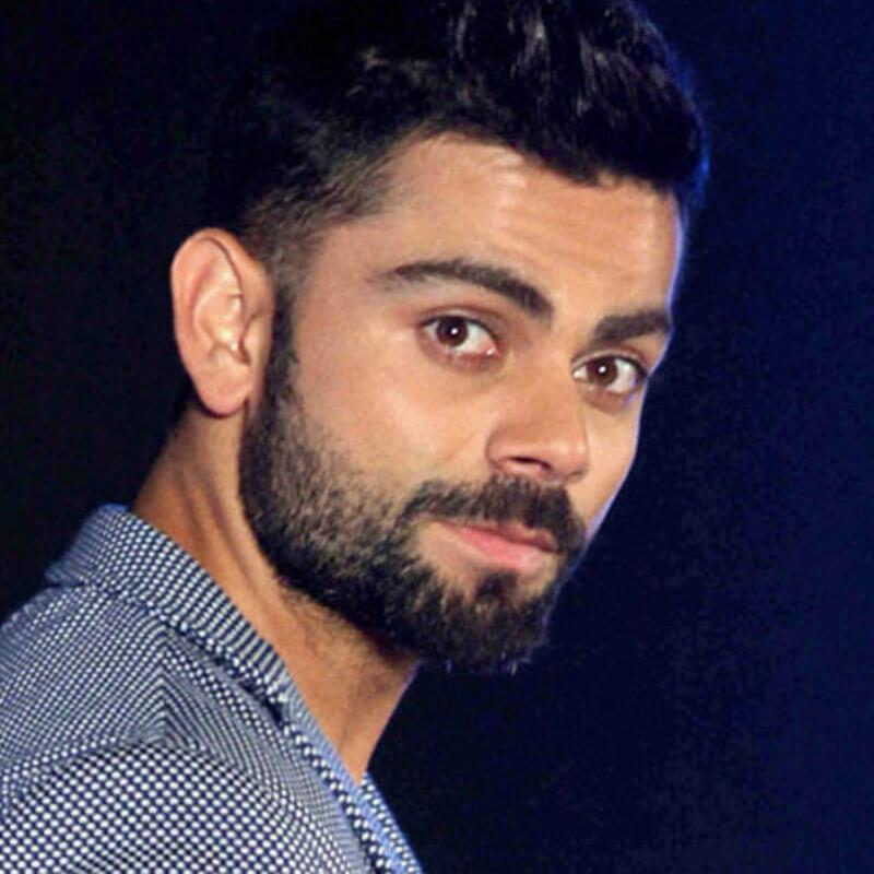 Virat Kohli  dancing on Kajrare at his Veere Di wedding is Trending on the Internet Now