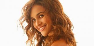 Aisha Sharma raises oomph