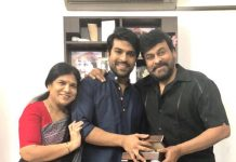 Rangasthalam star Ram Charan gets a timeless birthday gift from his father Chiranjeevi