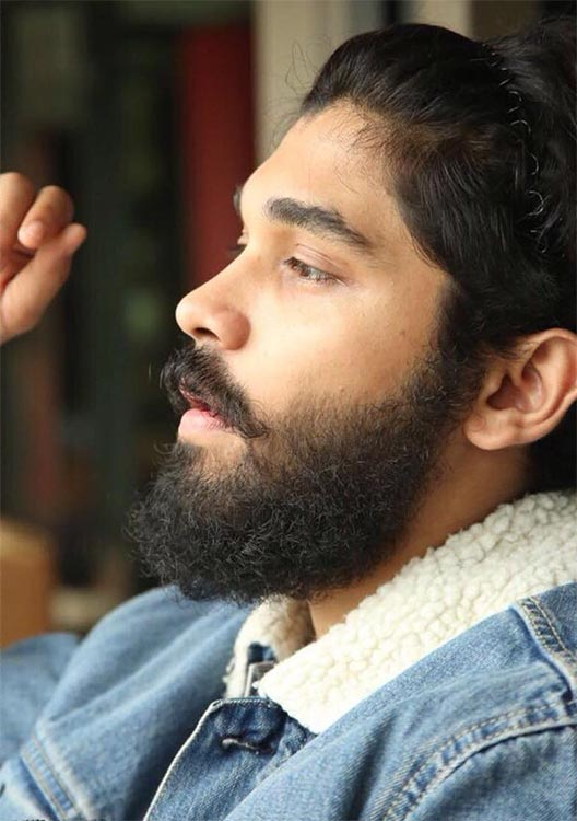 Varma: The first look of Dhruv from Arjun Reddy remake