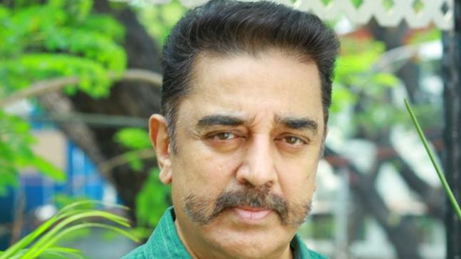 Is this  Kamal Haasan's look for Indian 2?