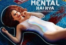 Kangana Ranaut's Bikini treat in Mental movie