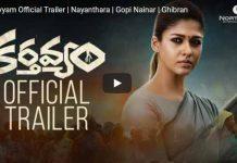 Karthavyam Official Trailer