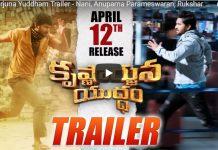 Krishnarjuna Yuddham Trailer