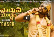 Krishnarjuna Yuddham Teaser