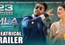 Kalyan Ram's MLA Trailer